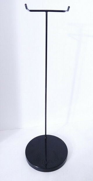 "Vhtf 2 Or 3 Vintage Ponytail Barbie Dolls Black Pedestal Stand "" R "" 3day"
