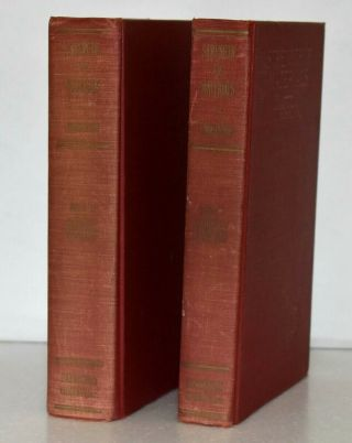 Vintage Strength Of Materials Parts I,  Ii Set 1955 Timoshenko Physics Engineering