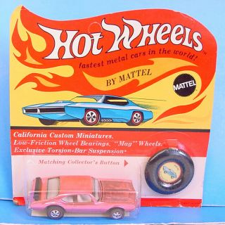 Hot Wheels Redline Factory Flaw