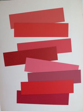 Josef Albers Silkscreen Folder V - 3 Right Interaction Of Color 1963