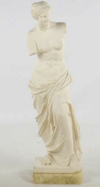 Italian Carved Marble Sculpture Signed.  A.  Giannelli
